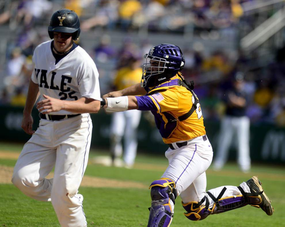 LSU notebook: Louisiana native shines for Yale _lowres