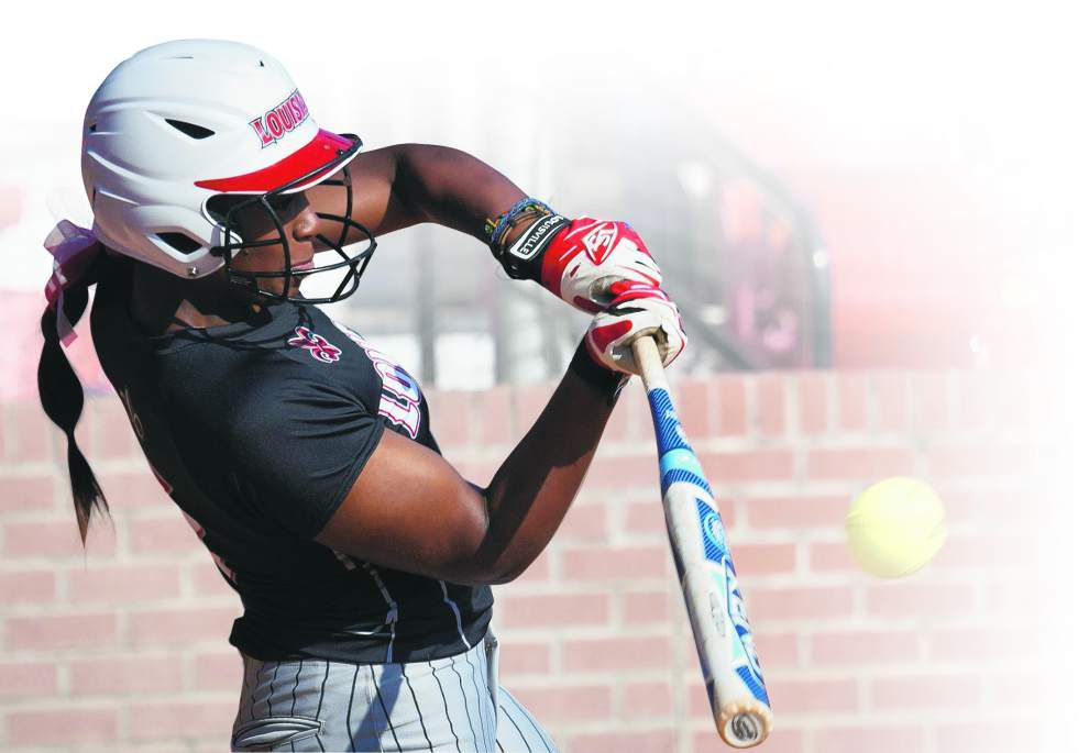 A WCWS preview? Ragin' Cajuns softball team visits No. 1 Florida _lowres