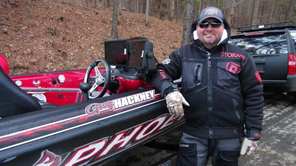 Single-digit temps predicted for Friday's Bassmaster Classic launch _lowres