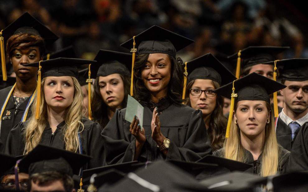 Photos: University of New Orleans Graduation _lowres