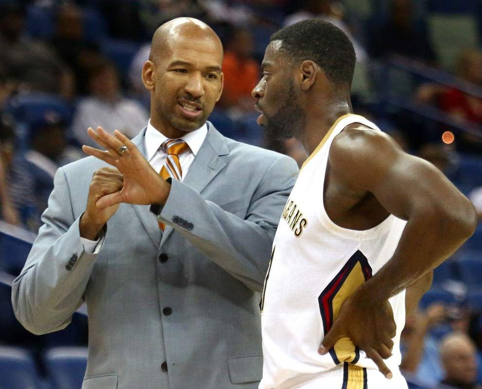In their preseason dress rehearsal, Pelicans are on guard for defensive rebounding _lowres