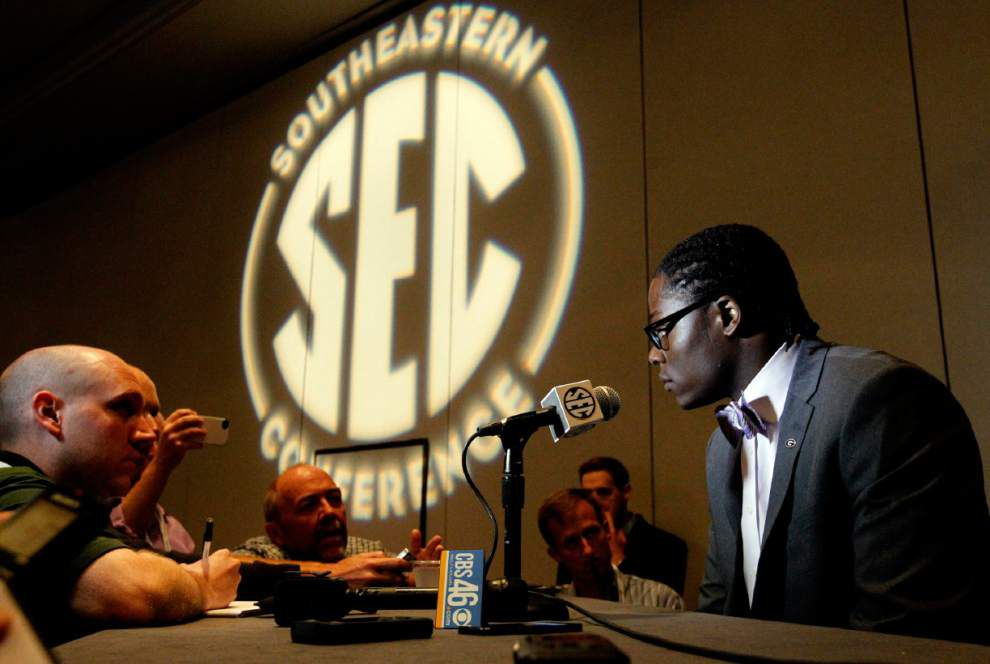 SEC media days: Thursday's best and worst comments _lowres