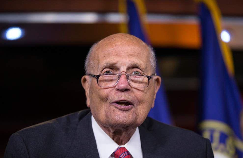 Dingell, longest-serving congressman, to retire _lowres