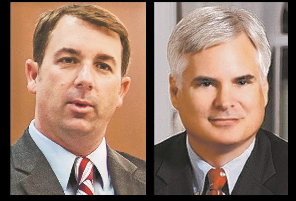 St. Tammany DA candidates attack each other on websites _lowres