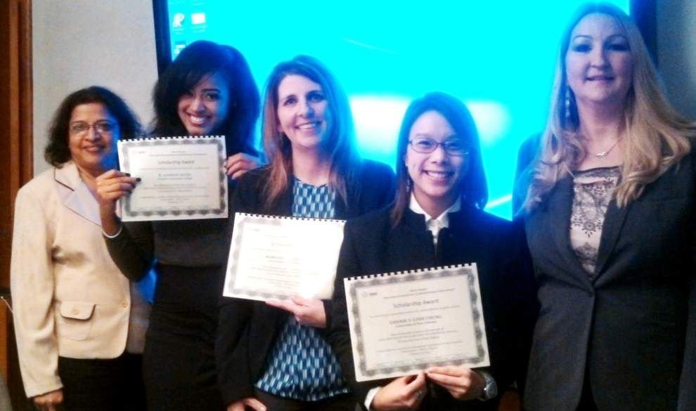 IAAP awards scholarships ahead of May convention _lowres