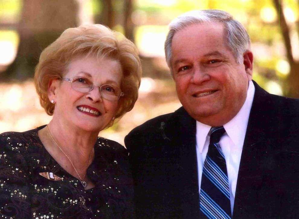 Schroeder, Hodges celebrate golden anniversary _lowres