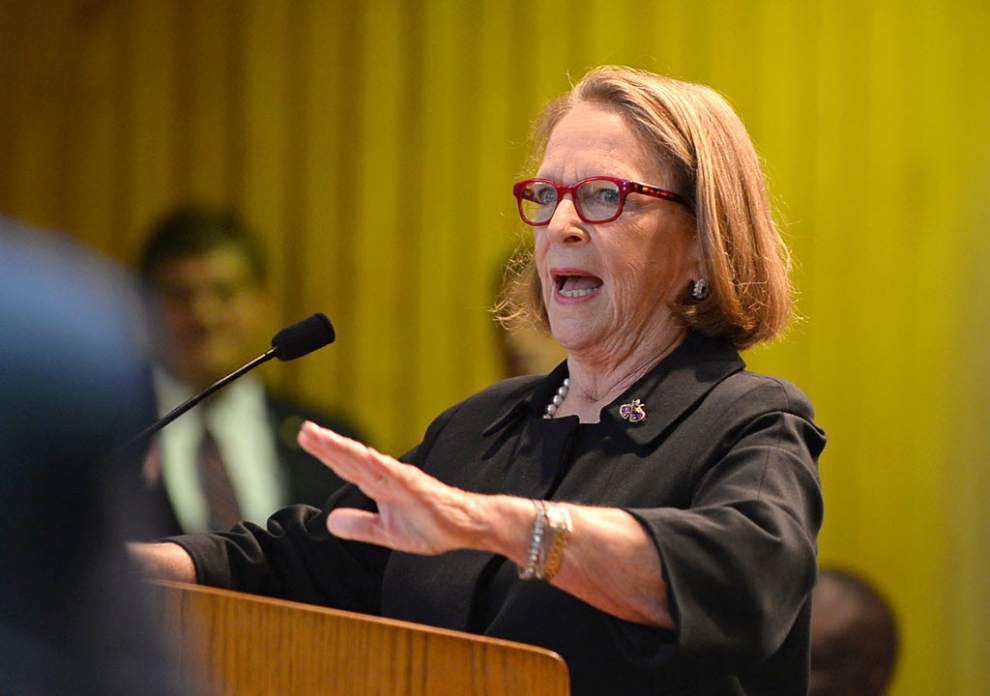 City Hall Buzz: Mary Olive Pierson could get contract to defend city against St. George _lowres