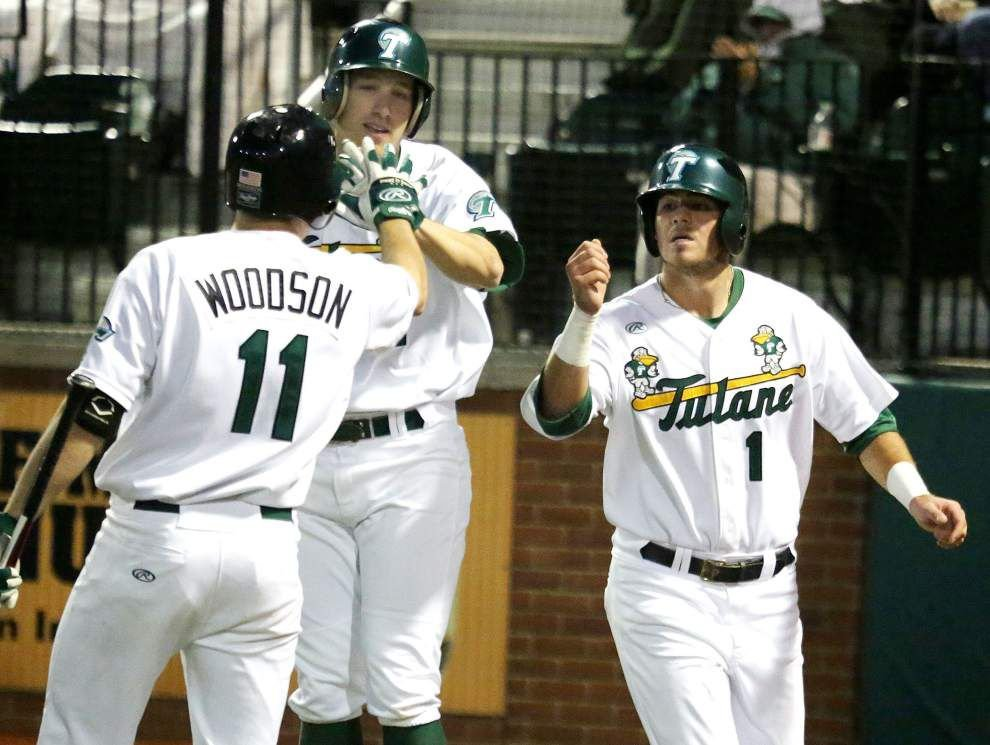 Surging Tulane baseball team still needs to stay hot _lowres