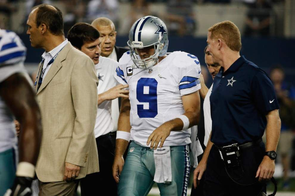 Redskins surprise Cowboys in overtime to snap Dallas' six-game winning streak _lowres