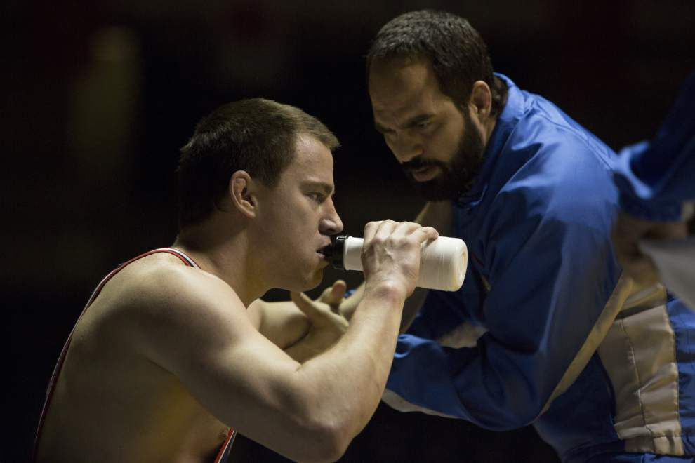 Carell is unforgettable villain in 'Foxcatcher' _lowres