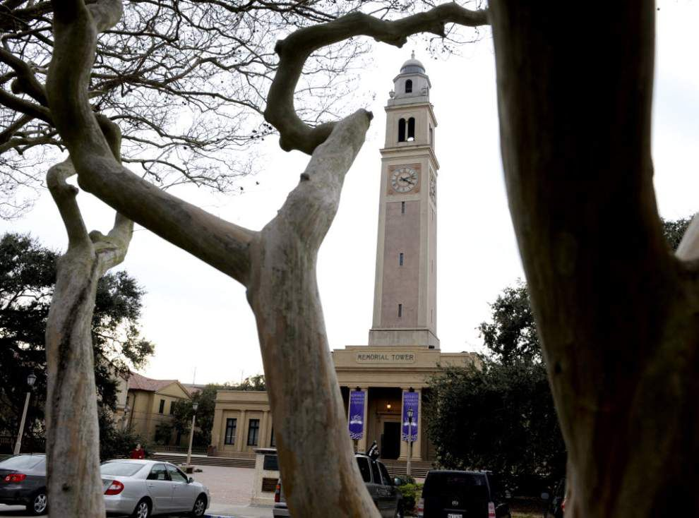 LSU flagship campus gets insurance-buying autonomy _lowres