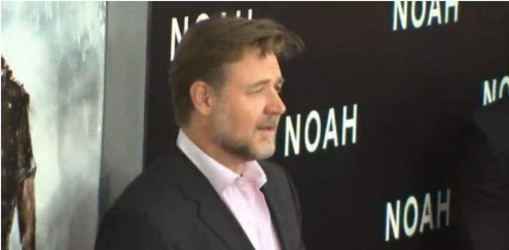 'Noah' stars talk 'irrational criticism' in N.Y. _lowres