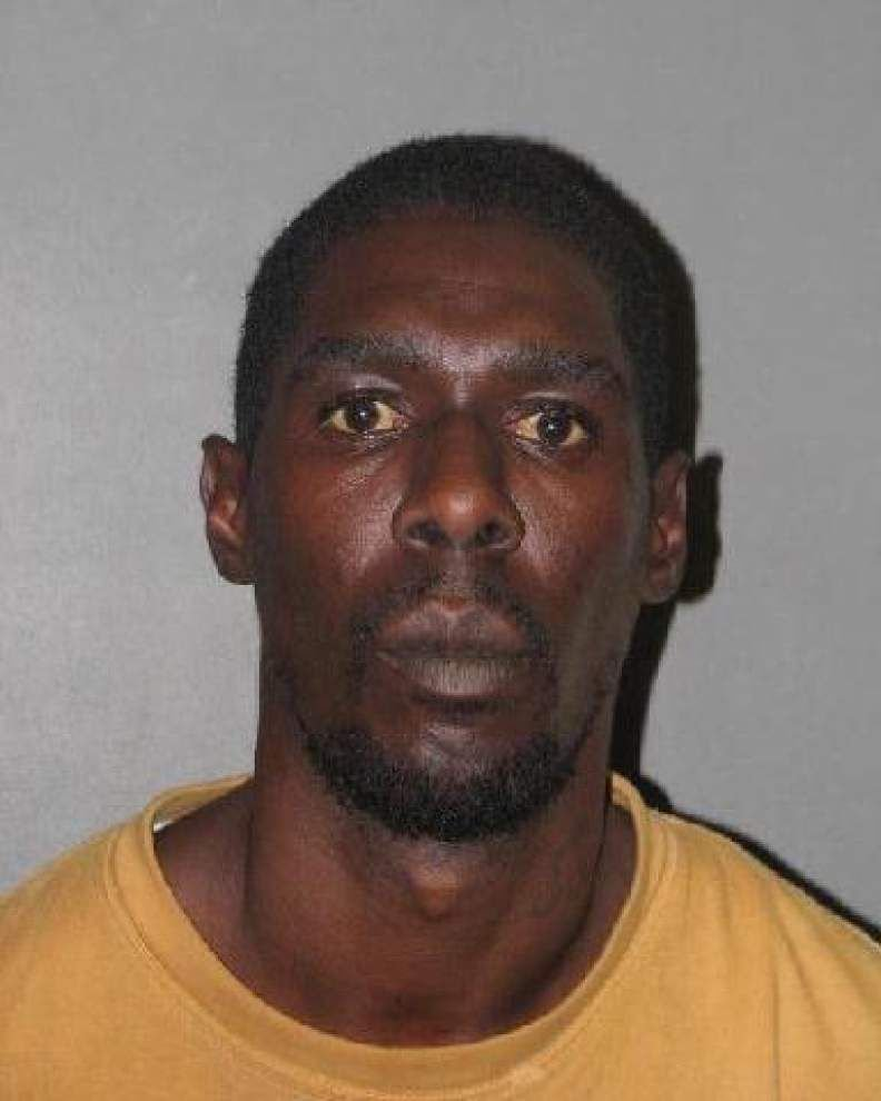 Detroit murder suspect arrested in Chalmette, and other area police news _lowres