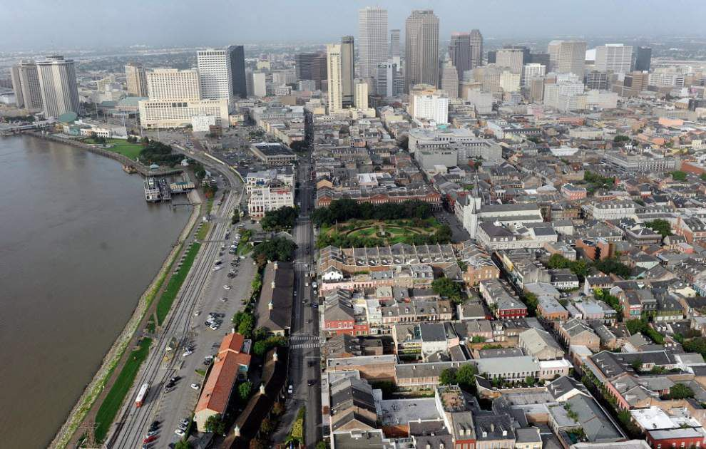 'Without a coast, there is no city': Landrieu calls for deal with energy companies on coastal restoration _lowres