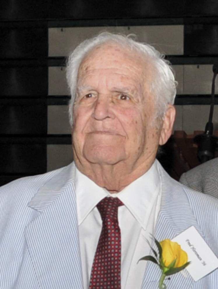 Baton Rouge florist Fred Heroman, Jr., 95, dies _lowres
