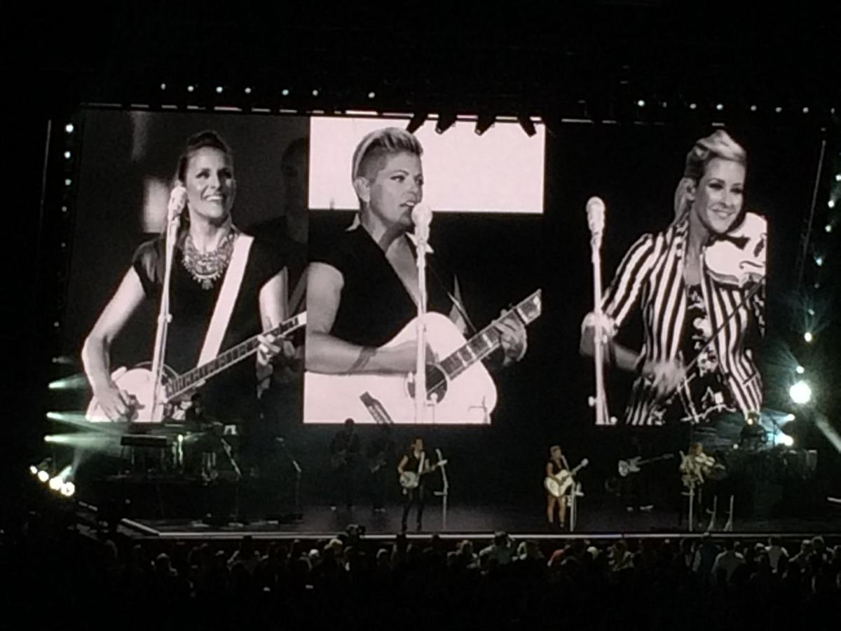 dixie chicks opinion A reunited and vibrant dixie chicks brought their mmxvi tour to the forum saturday night and play the hollywood bowl monday opinion op-ed opinion la editorials readers react top of the ticket endorsements dixie chicks reunited and vibrant at the forum by sarah rodman.