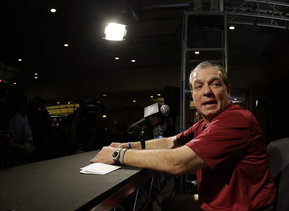 Rabalais: Seminoles' Jimbo Fisher finds his higher calling _lowres