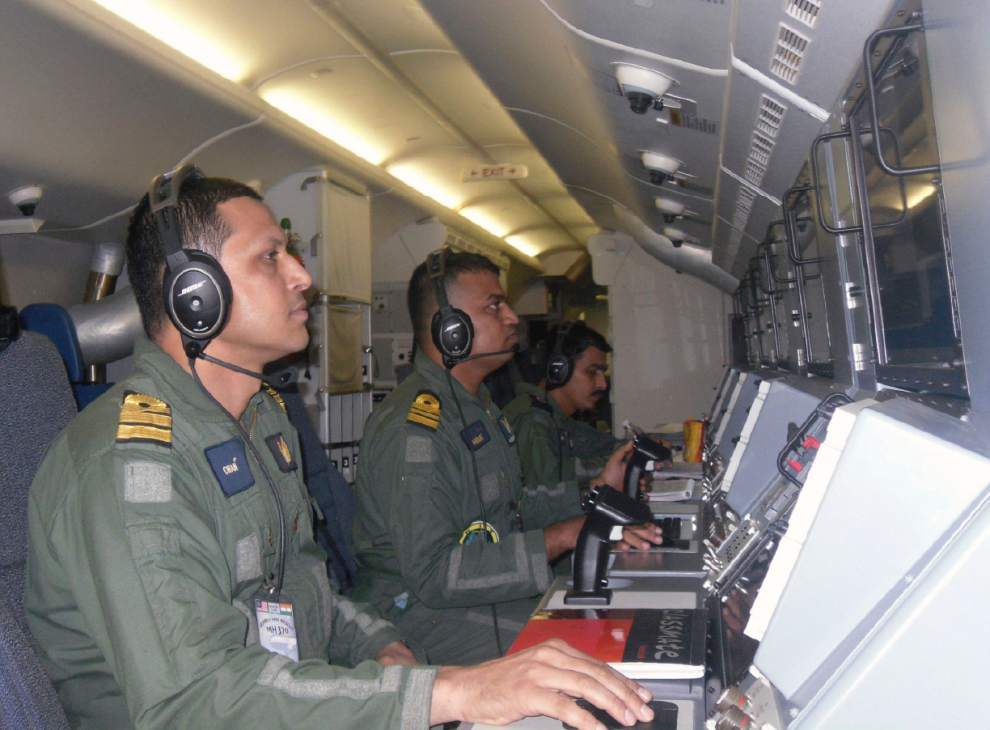 Malaysia's prime minister: Data reveals plane must be in a remote area of Indian Ocean _lowres