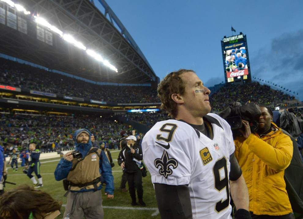 Photos: Drew Brees through the years with the New Orleans Saints _lowres