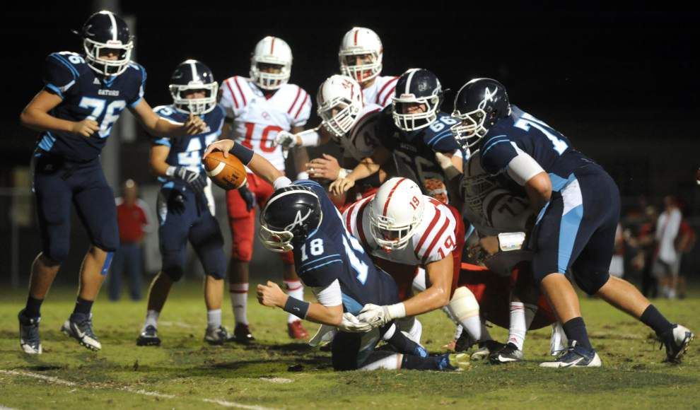 Stefano Guarisco carries Central Catholic past Ascension Episcopal _lowres