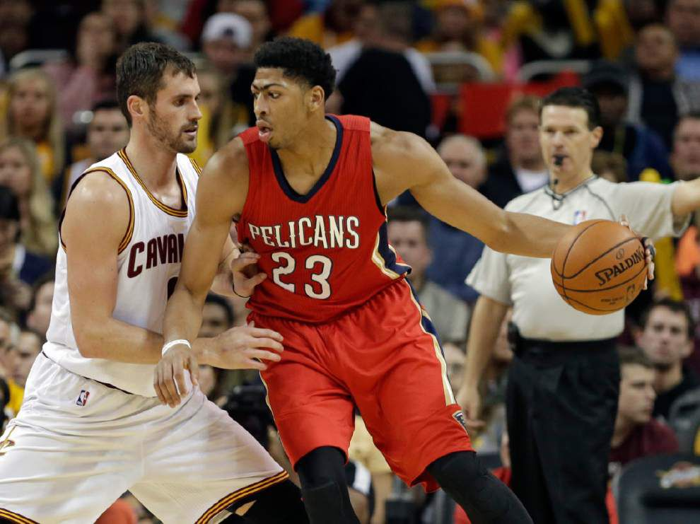 Video: The reviews are in, and New Orleans Pelicans forward Anthony Davis is a rising star in the NBA _lowres
