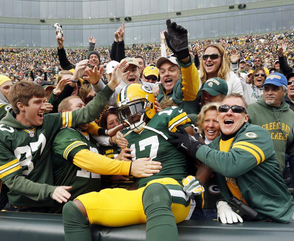 The Advocate's Saints One Minute Scouting Report (Green Bay Packers) _lowres