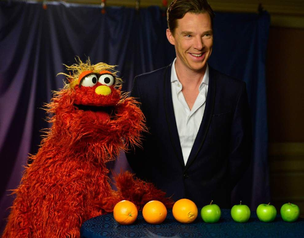 Benedict Cumberbatch meets Muppets in PBS video _lowres