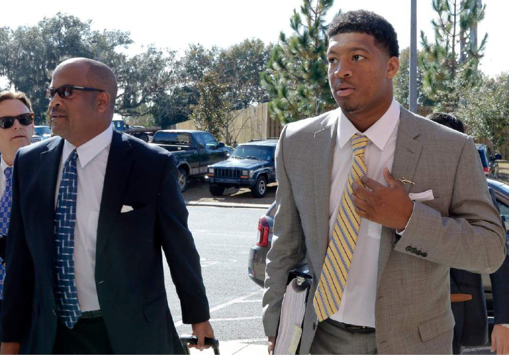 Jameis Winston hearing ends at Florida State; no decision yet _lowres