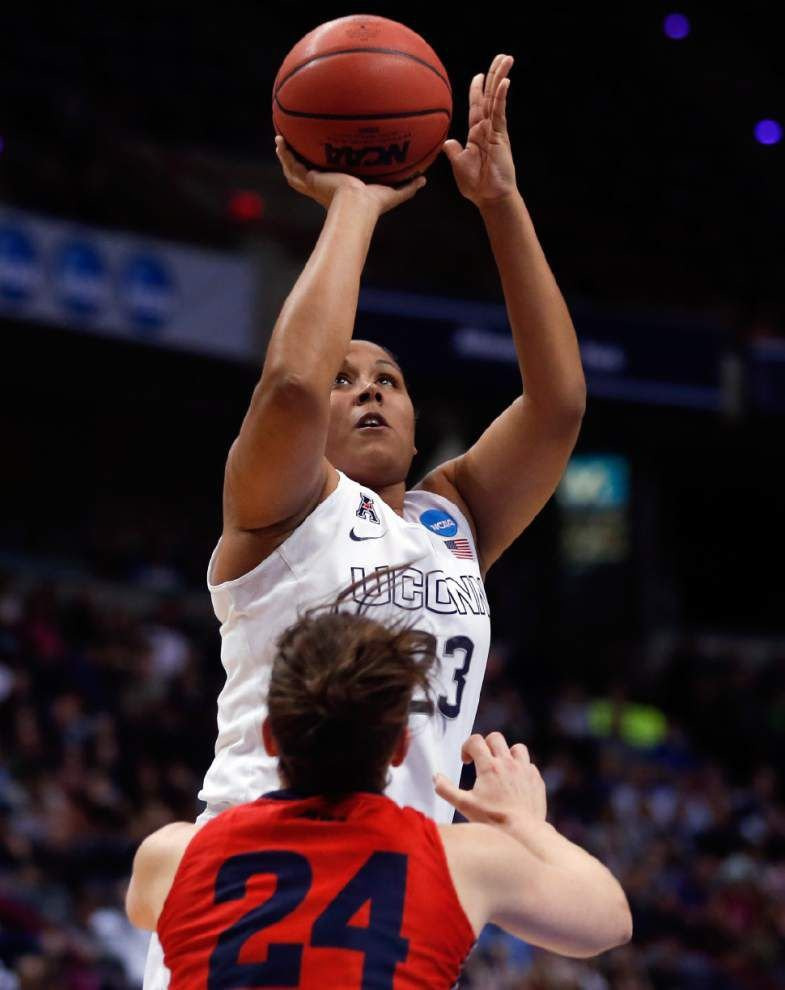 Connecticut, Maryland score last two Women's Final Four berths _lowres
