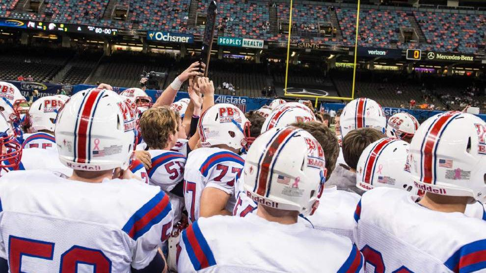 Louisiana high school football: See playoff final scores, updated pairings