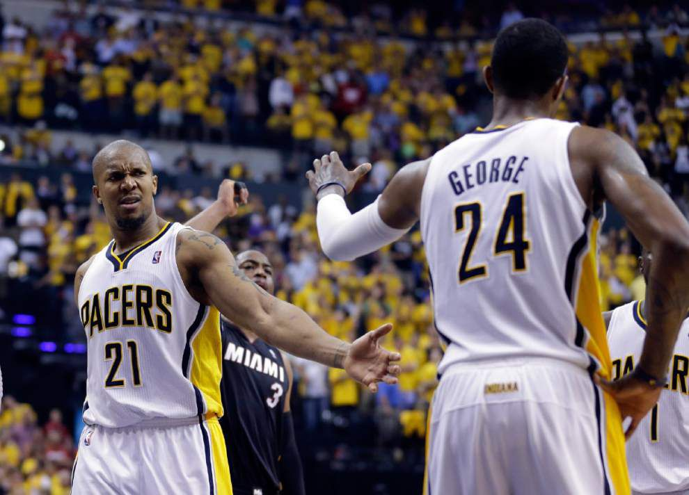 Paul George, Pacers beat Miami Heat, force Game 6 _lowres