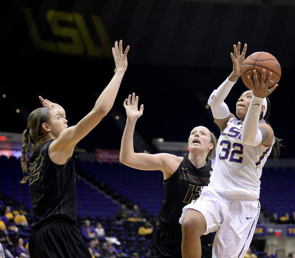 Nikki Caldwall wants Lady Tigers to focus, keep confident _lowres