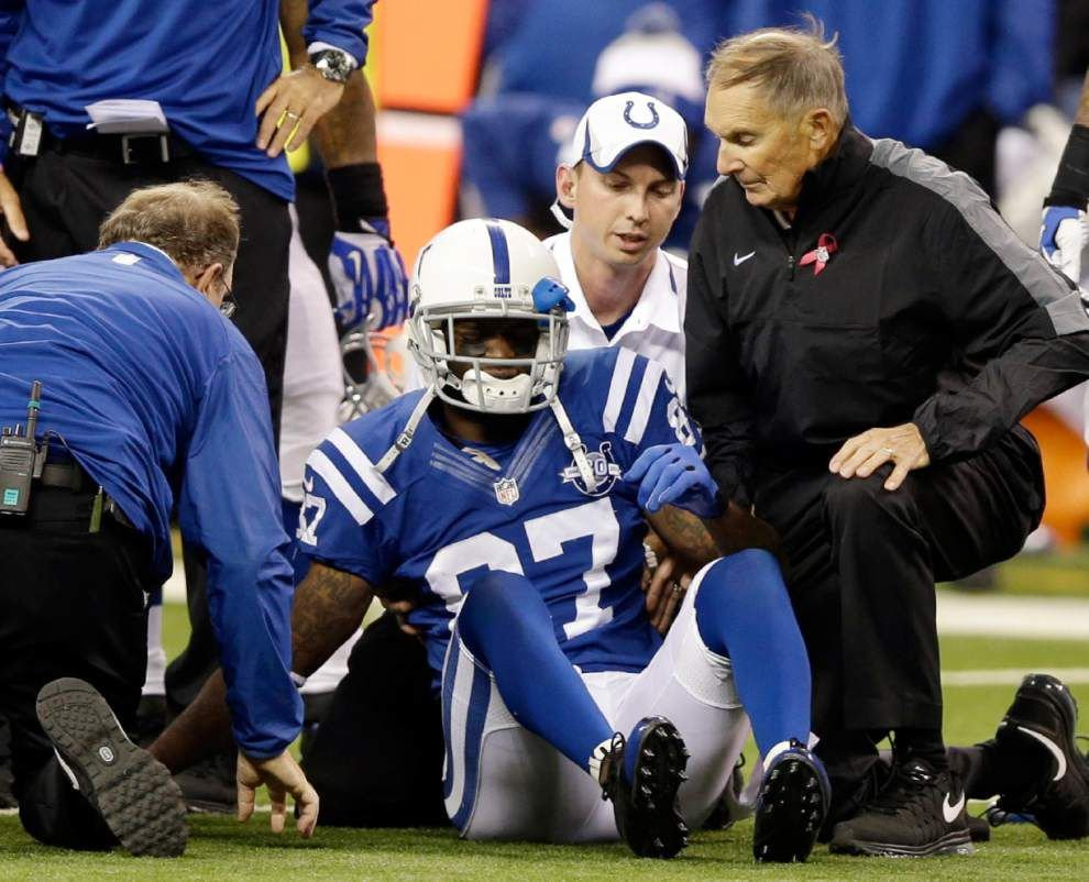 Reggie Wayne eager to face Manning, Broncos in return _lowres