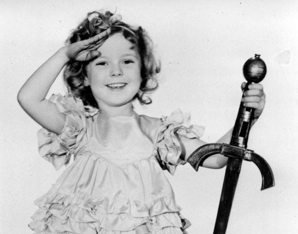 Shirley Temple, iconic child star, dies at 85 _lowres