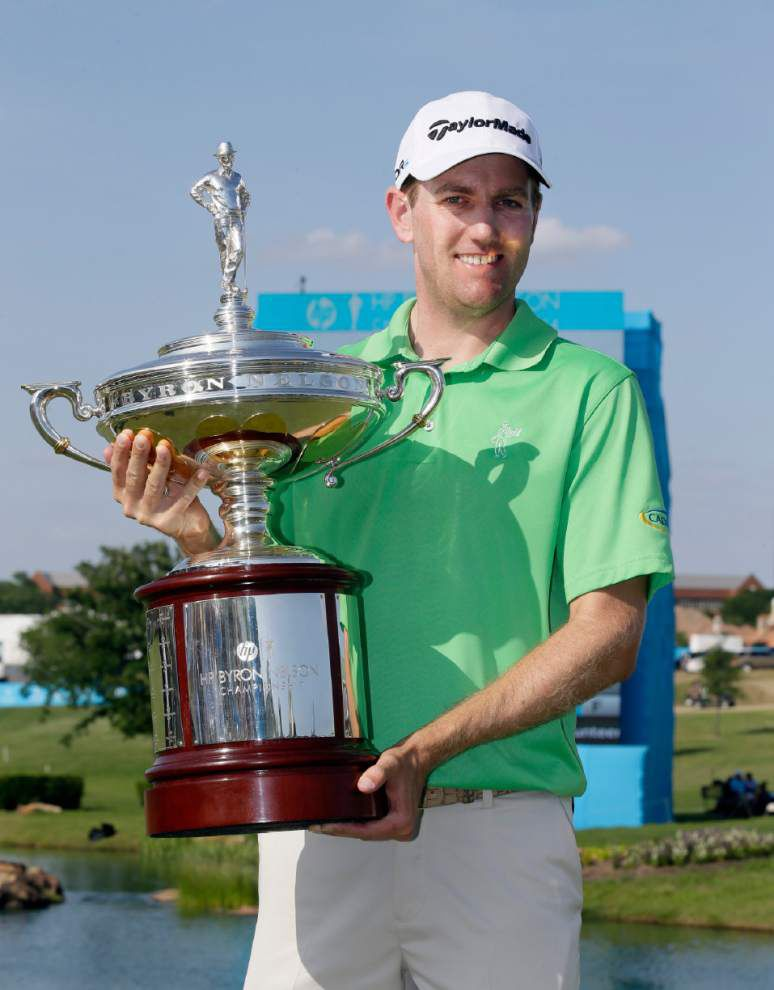 Golf: Brendon Todd wins Byron Nelson Championship _lowres