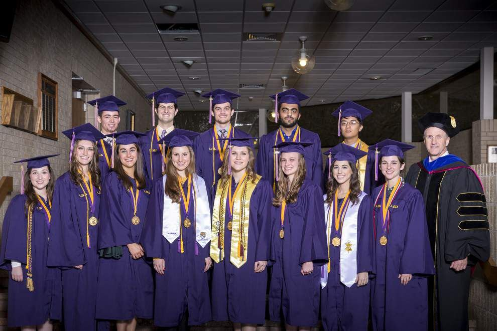 LSU recognizes 14 university medalists _lowres