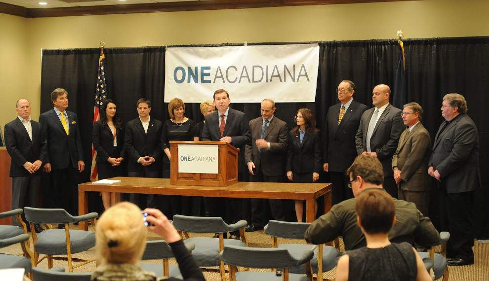 'One Acadiana' launched to lead region's economic development _lowres