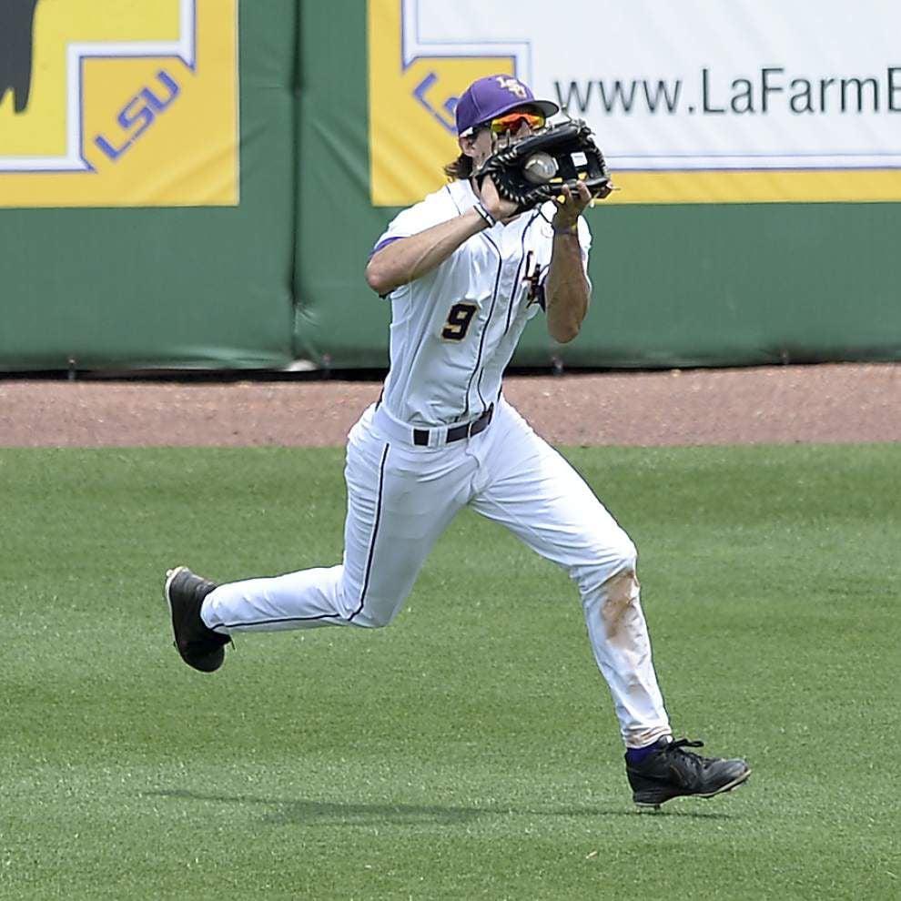 LSU baseball pregame; Northwestern State at LSU _lowres