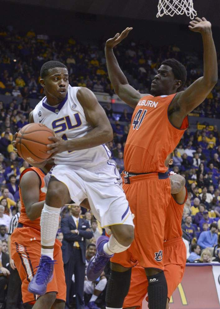 Oklahoma State confirms former LSU guard Anthony Hickey's transfer _lowres
