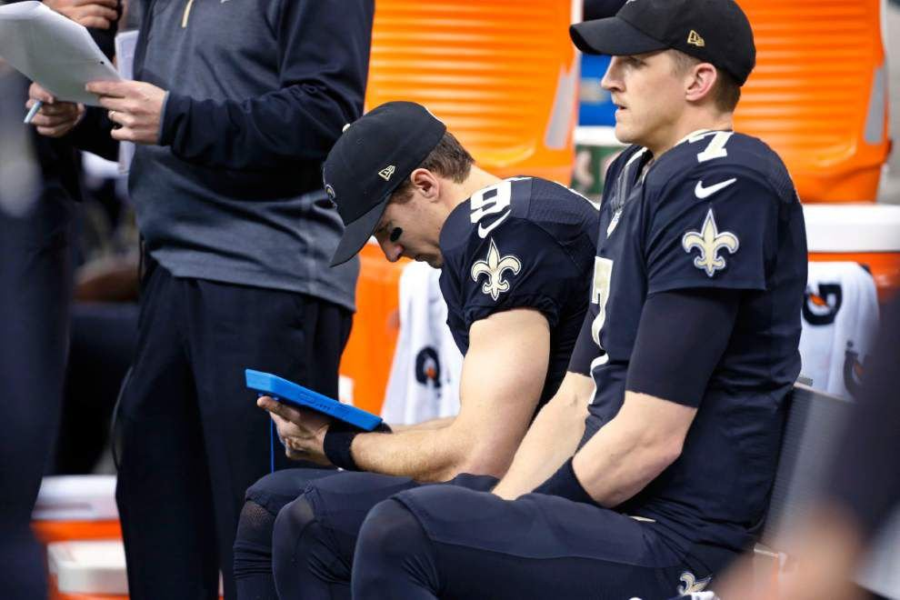 Video: New Orleans Saints quarterback Drew Brees says the home fans deserve better than their recent struggles _lowres