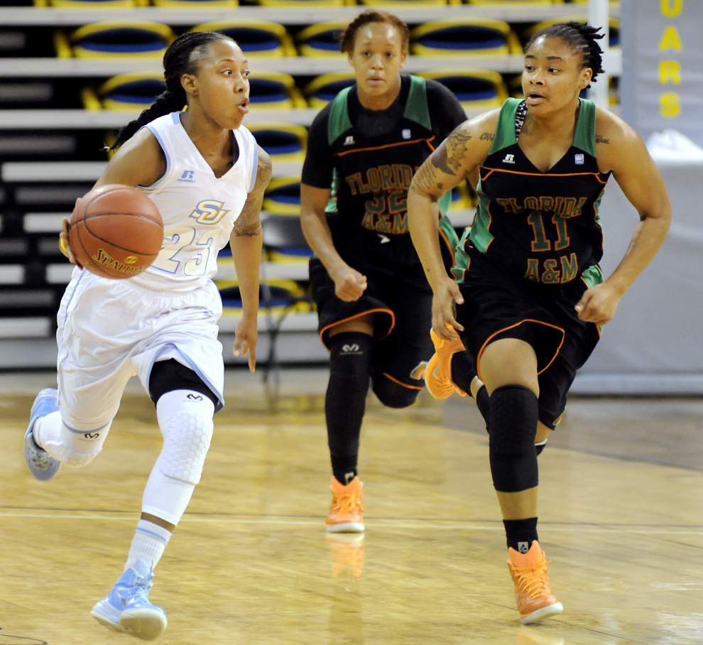 Southern women hold off FAMU _lowres