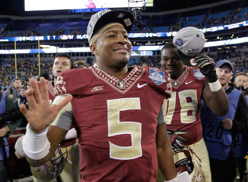 FSU's Winston firmly focused on 2nd national title _lowres