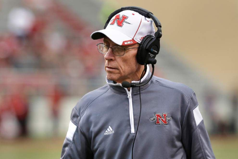 Charlie Stubbs resigns as Nicholls State football coach _lowres