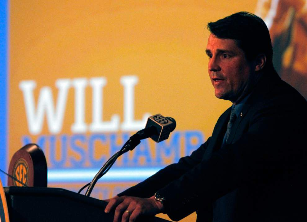 Rabalais: Will Muschamp must make Florida look like Florida again _lowres