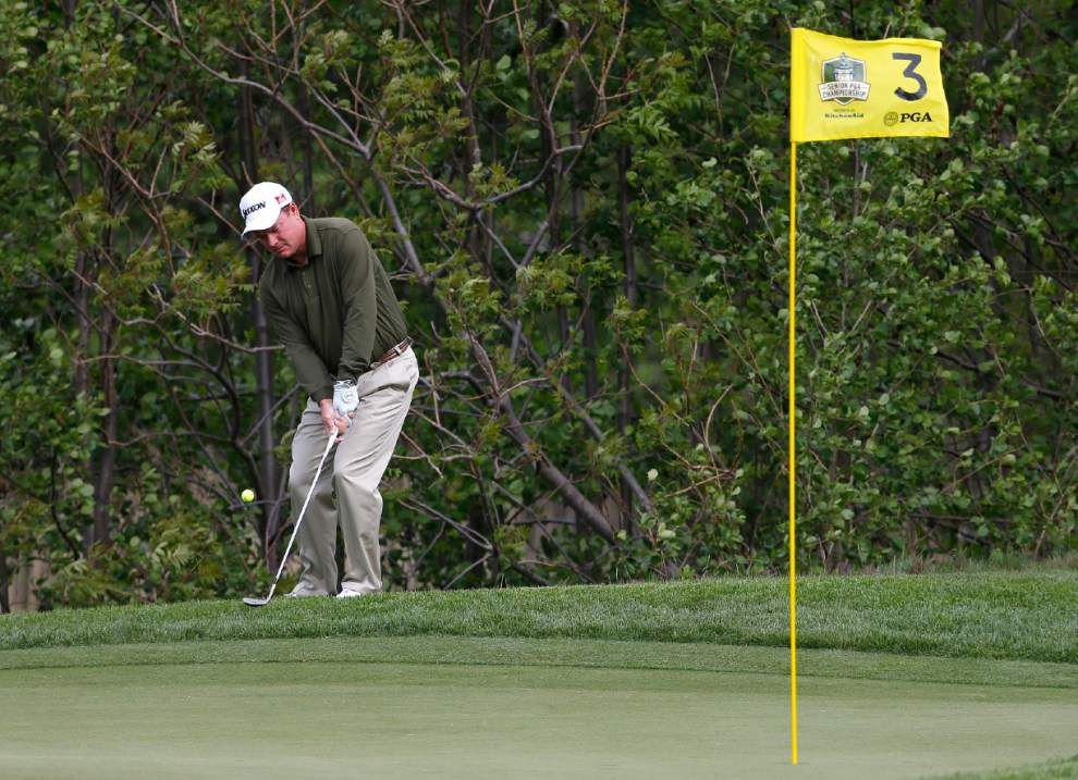 Newcomer Joe Durant leads Senior PGA _lowres