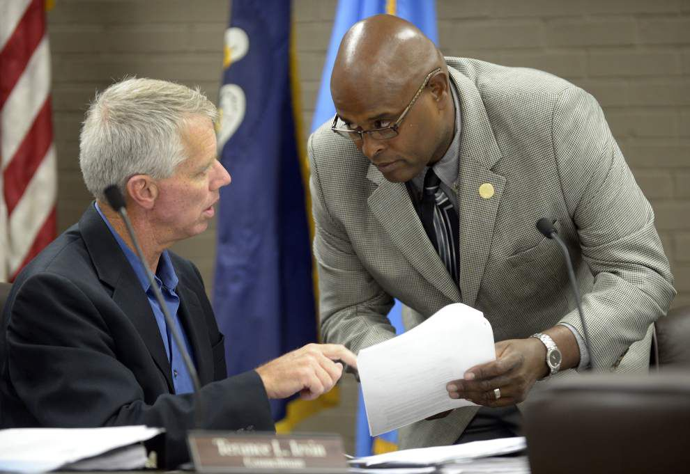 Racism, obstruction of government claims fly in Gonzales; councilman resigns, another up for recall _lowres