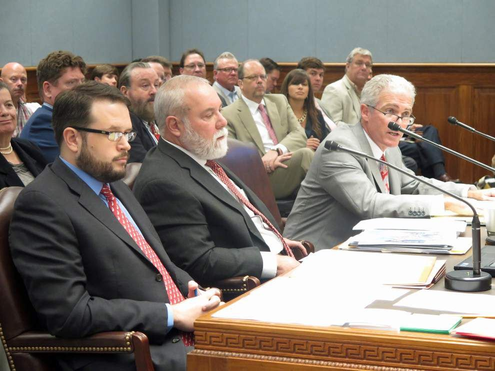 La. House committee votes to kill levee board lawsuit _lowres