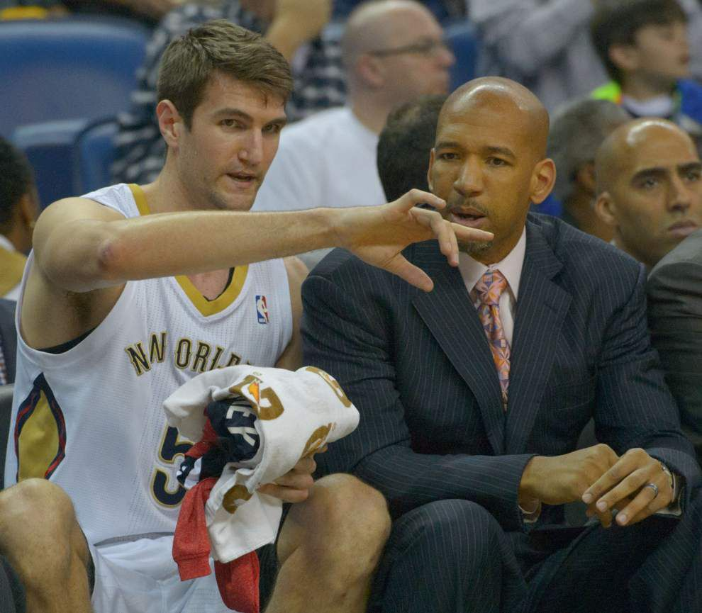 Pelicans' Jeff Withey is still seeking that late-season mojo of last year _lowres