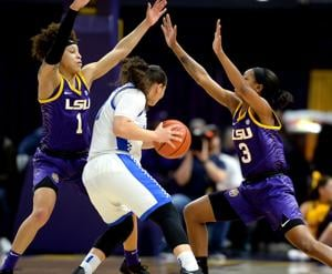After week off, LSU women's basketball hopes it can keep up momentum at No. 23 Tennessee