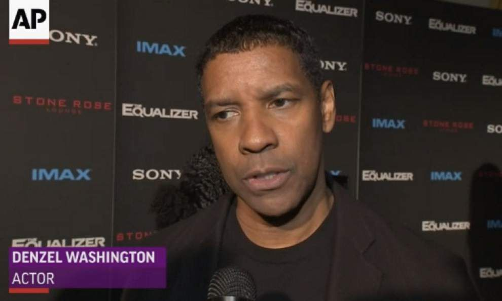 Denzel, Fuqua reunite for 'The Equalizer' _lowres